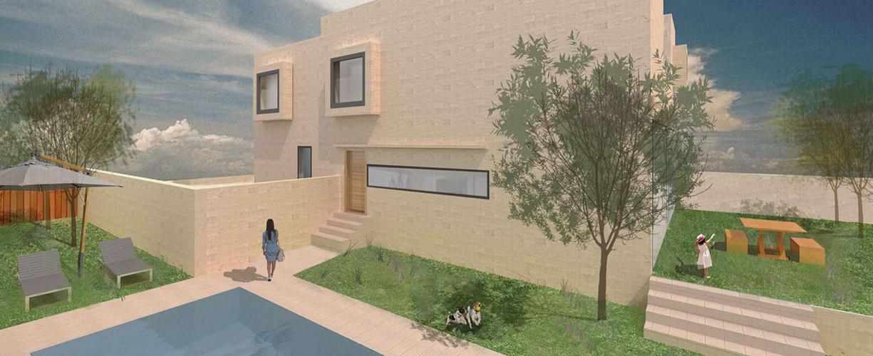 construcción vivienda unifamiliar en arganda