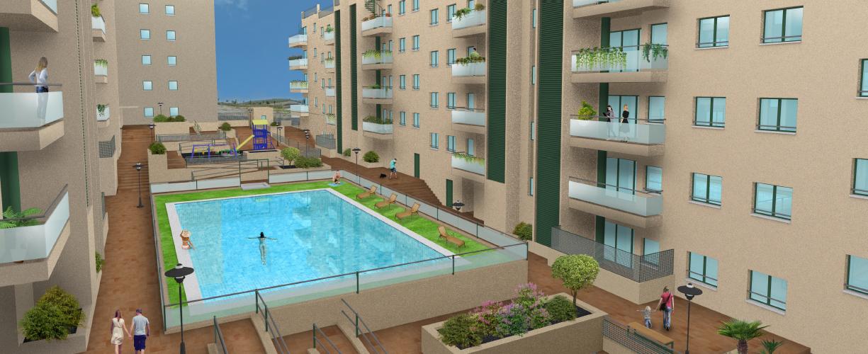 102 viviendas - arganda